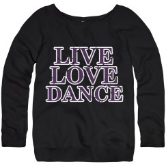 Love Dance Distressed