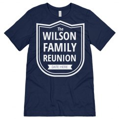 The Wilson Family Reunion