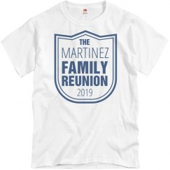 Family Reunion T-Shirts For Groups
