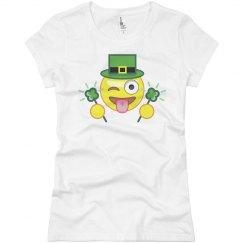 Emoji St Patricks Day