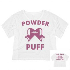 Powder Puff Stuff