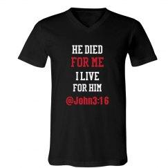 John 3:16 Tee for Men