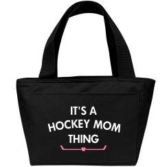 A hockey mom thing