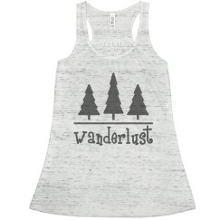 Wanderlust Tree tank