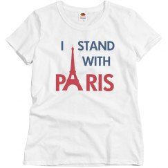 I stand with paris