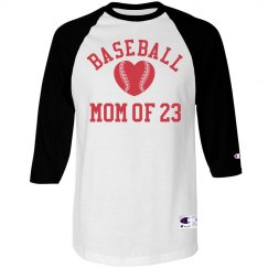 Trendy Baseball Mom Shirts You Can Customize
