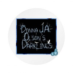 Donna J.A. Olson's Darklings Button Dark