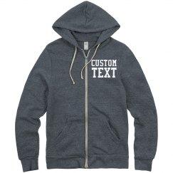 Create a Custom Hoodie