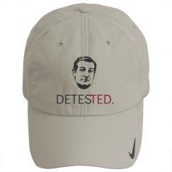 DetesTed Cruz