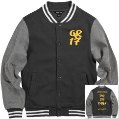 Do It Den varsity Jacket