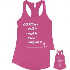 60 Miles 4 R Cure-jr tank