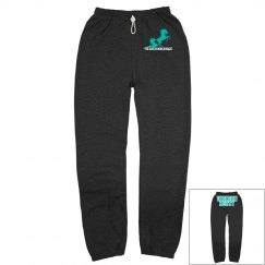 Unicorn sweats - light grey