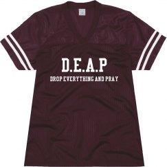 D.E.A.P- Burgundy