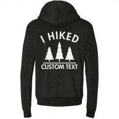 Custom Hiking Trail Hoodie