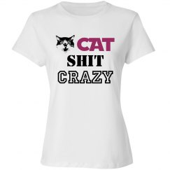 Cat Shit Crazy