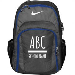 Back To School Custom Initials