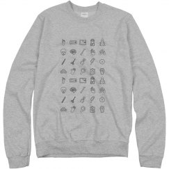Bone Saw Sweatshirt