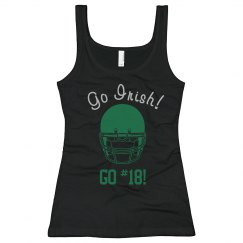 Irish Football Mom Tank