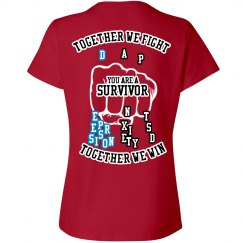 Together we fight Depression T-shirt