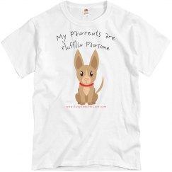 Puppy T-Shirt (Unisex)