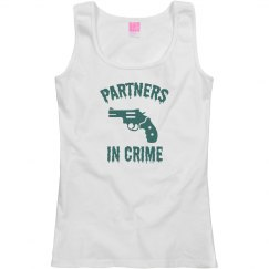 Partners in Crime T-Shirt