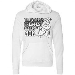 Dalmatian Mom Hoodie
