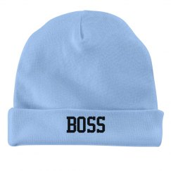 Boss infant beanie