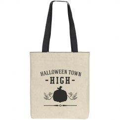 Halloween Town High School Black