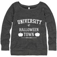 Halloween Town University Grey
