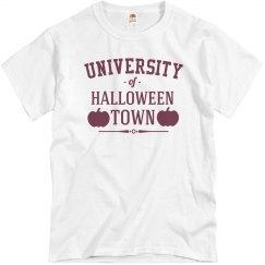 Halloween Town University Maroon