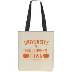 Halloween Town University Orange
