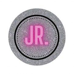Jr. Button