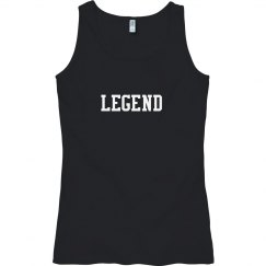 The Refine Men TM designed Legend Women's Tank Top