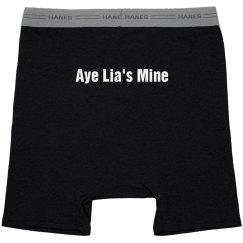 Aye My Valentine