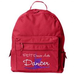 PDT Dance Bag Black