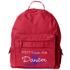 PDT Dance Bag Black