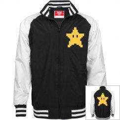 Pixel Star Jacket