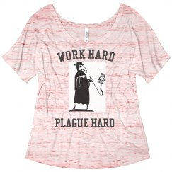 Plague Hard Slouchy Tee