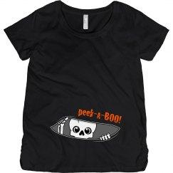 Skeleton Baby Peek A Boo