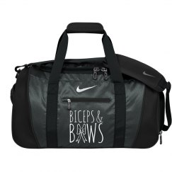 Bag For My Biceps & Bows