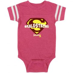 Kalestrong Infant Onesie HOT PINK