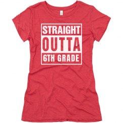 Straight Outta 6th Grade