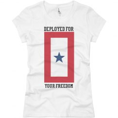 Deployed For Your Freedom