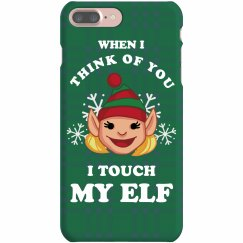 I Touch My Elf Christmas