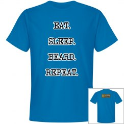 EAT. SLEEP. BEARD. REPEAT.