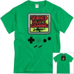 Stoned.Kuntz.Gaming Shirt 1