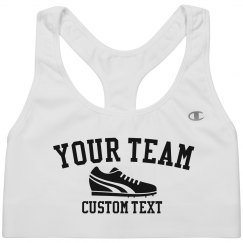 Custom Running Team Sportbras
