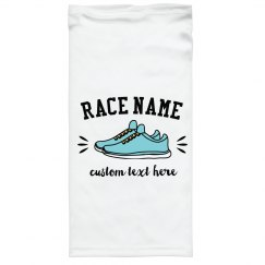 Running Shoe Race Face Mask