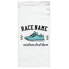 Running Shoe Race Face Mask