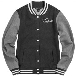 Mud-di Heart Fleece Jacket